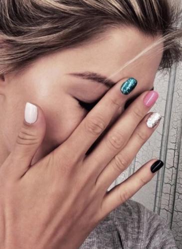 Para el verano: se usará esta curiosa tendencia en uñas