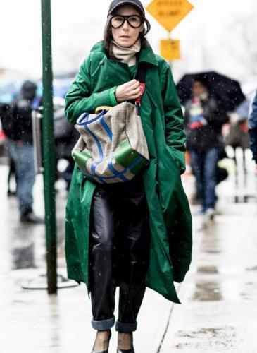 El abrigo de moda para esta temporada es un clásico que todos tenemos
