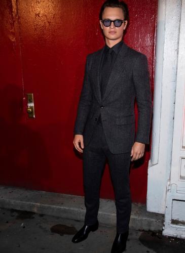 La otra pasarela: los looks de los famosos en el NYFW Spring/Summer 2020