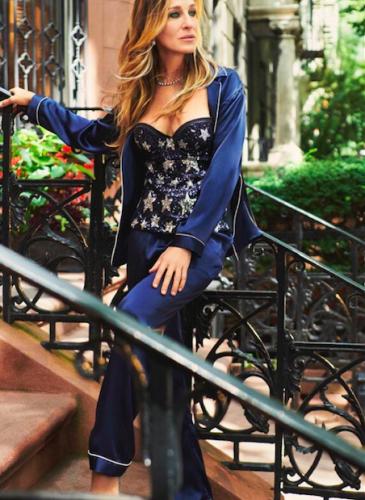 Looks con pijamas: claves para ir al almacén sin cambiarte demasiado