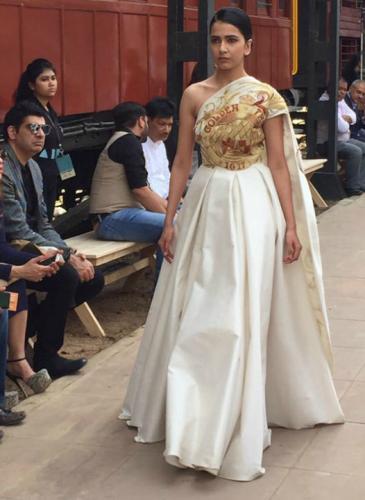 India se distingue con su Semana de la Moda