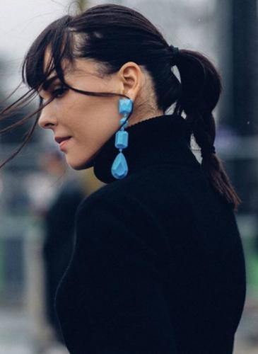 Mirá lo que usan las mujeres en la Semana de la Moda de París