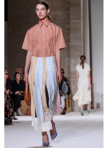 Del minimalismo de Victoria Beckham al sadomasoquismo de Philipp Plein: esto pasa en la Semana de la moda de Nueva York