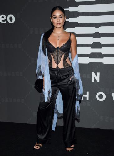 NYFW: modelos, actrices y cantantes deslumbran en la previa al desfile Savage X Fenty