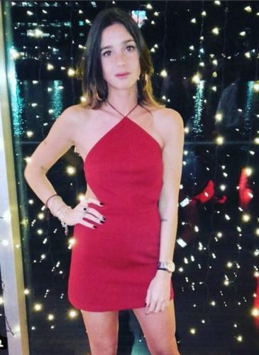 Las mujeres más lindas del país, vestidas de rojo