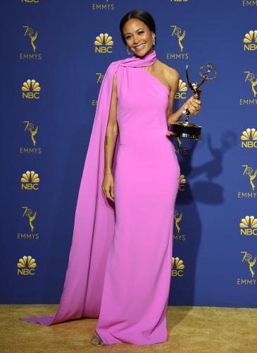 La elegancia prevaleció en los Premios Emmy 2018