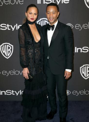 Globos de Oro 2017: las parejas de la noche