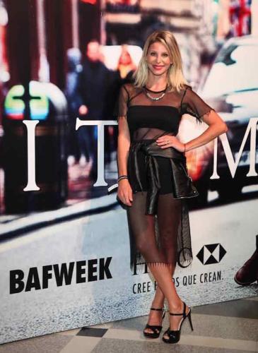 Mirá que se pusieron las famosas en la apertura de Bafweek