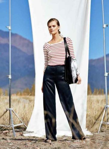 24 formas de lucir rayas de diseñadores argentinos
