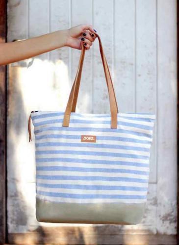 12 bolsos ideales para la playa