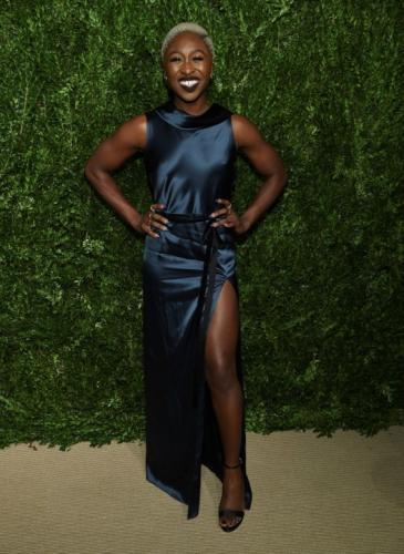 Mega-looks en el evento de Vogue en Nueva York