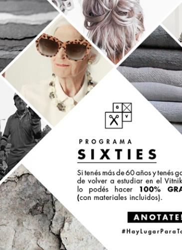 Cursos de costura gratis para mayores de 60 años