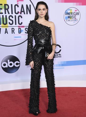La alfombra roja de los American Music Awards: votá a las mejor vestidas