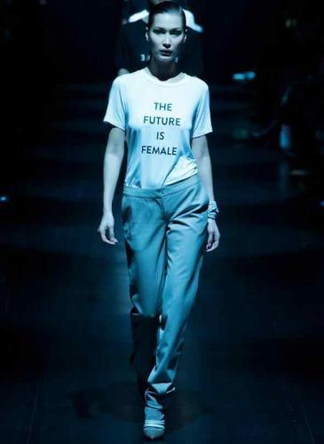 ¿Qué mensaje da el mundo de la moda en el Día Internacional de la Mujer?