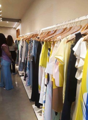 Malabia presentó su nueva colección con descuentos y un gran evento