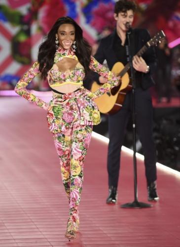 Así fue el desfile de ropa interior más famoso del mundo