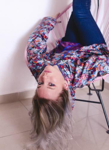 Sur Clothing: pilotos multicolor y medias divertidas hechos en Córdoba
