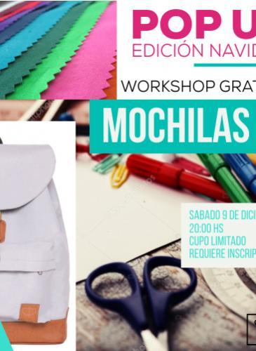 Una feria para hacer talleres gratuitos y comprar diseño cordobés