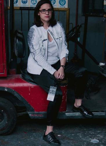 Celeste Nasimbera: Es factible incorporar prendas de diseño argentino