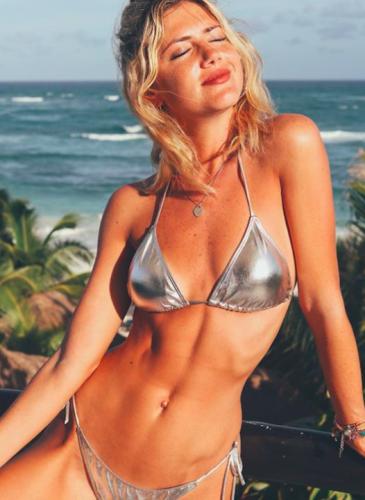 El verano no termina y las diosas siguen apostando a las bikinis