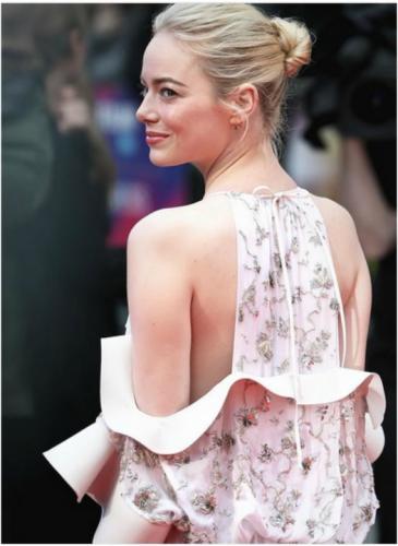 El contrato millonario de Emma Stone para usar los diseños de Louis Vuitton