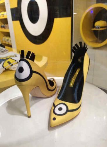 Estilo banana: la colección inspirada en los Minions