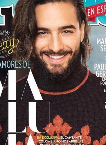Maluma fue elegido el