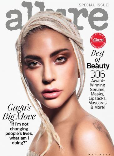 Lady Gaga contó cómo el maquillaje le cambió la vida